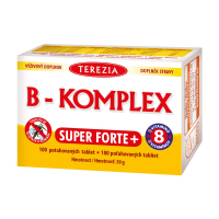 TEREZIA B-Komplex Super Forte + 100 tabliet