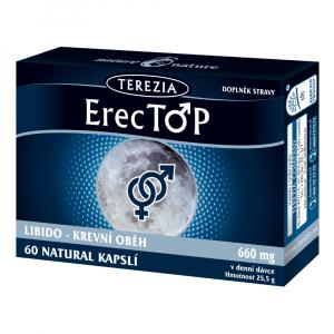 TEREZIA ErecTop 60 kapsúl
