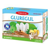 TEREZIA Gluregul pre reguláciu cukru v krvi 60 kapsúl