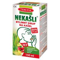 TEREZIA Nekašli 100% prírodný bylinný sirup 150 ml