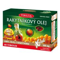 TEREZIA Rakytníkový olej 100% 60 kapsúl