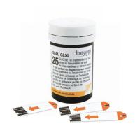 BEURER Testovacie prúžky ku glukometru GL 44/GL 50 2x25 kusov