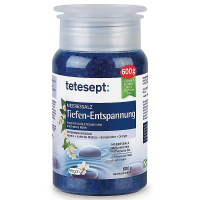 TETESEPT Morská soľ do kúpeľa Hlboké uvoľnenie 600 g