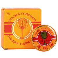 Thajská tigrie masť Golden Cup balm 2 g