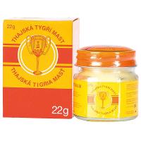 Thajská tigrie masť Golden Cup Balm 22g