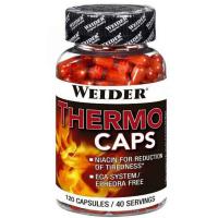 WEIDER Thermo Caps termogénny spalovač tuku 120 kapsúl