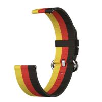 TICWATCH World Cup Strap - Germany remienok k športovým hodinkám