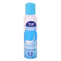 TIP LINE antiperspirant deo spray na nohy 150 ml