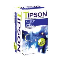 TIPSON Sleep Well health & wellness 20 vreciek