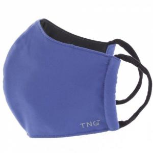 TNG Rúško textilné 3-vrstvové modré veľkosť M 5 kusov