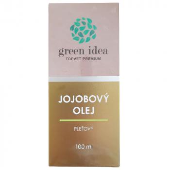 TOPVET Jojobový olej 100 ml