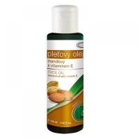 TOPVET Mandľový olej 100% s vitaminom E 100 ml