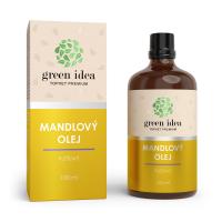 TOPVET Mandľový olej pleťový 100 ml