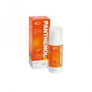 TOPVET Panthenol + Masť pre dojčatá a matky 50 ml