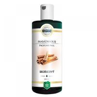 TOPVET Škoricový masážny olej 200 ml