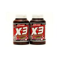 XXLABS Tri-Complex spaľovač tuku - X3 120 kapsúl + 120 kapsúl ZADARMO