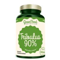 GREENFOOD NUTRITION Tribulus 90% 90 kapsúl