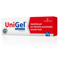 UniGel AUROVITAS hydrofilný gél 5 g