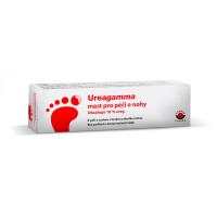 UREAGAMMA masť pre starostlivosť o nohy 45 ml