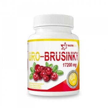 NUTRICIUS URO-Brusnice 60 tabliet