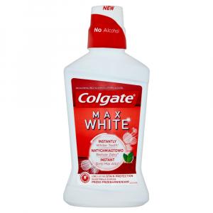 Ústna voda Max white 500 ml