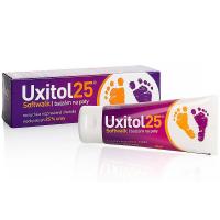 UXITOL 25 Softwalk balzam na popraskané a tvrdé päty 50 ml