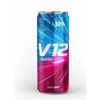 V12 Energy drink classic 330 ml