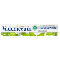 Vademecum Natural White Peppermint zubná pasta 75 ml