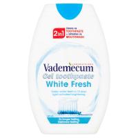 Vademecum 2v1 White Fresh 75ml zubná pasta