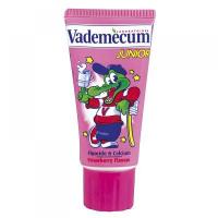 VADEMECUM Zubná pasta junior jahoda 50 ml