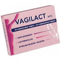 VAGILACT NTC 10 vaginálnych tabliet