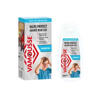 VAMOUSSE Šampón na ochranu hlavy proti všiam 200 ml