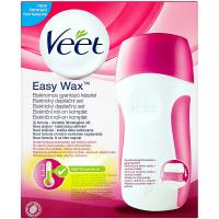 VEET Easy Wax Elektrický depilačný set 50 ml