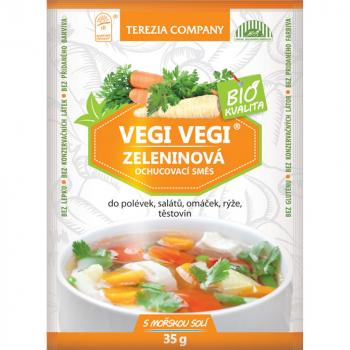 VEGI VEGI Zeleninová ochucovacia zmes BIO 35 g
