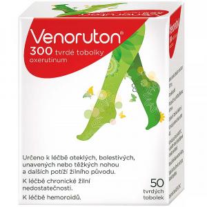 VENORUTON 300 mg 50 kapsúl