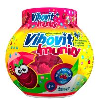 VIBOVIT+ IMUNITY želé s príchuťou bazy čiernej 50 ks