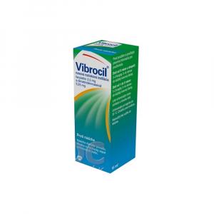 VIBROCIL nosová roztoková instilácia 15 ml