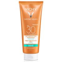 VICHY Capital Soleil ochranné mlieko na tvár a telo SPF 30 300 ml