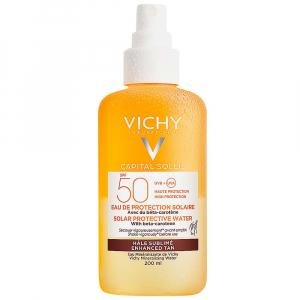 VICHY Capital Soleil Ochranný sprej s Beta-karoténom SPF 50 200 ml