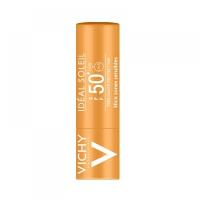 VICHY Idéal Soleil ochranná tyčinka pre ochranu citlivých partií a pier SPF 50+ 9 g