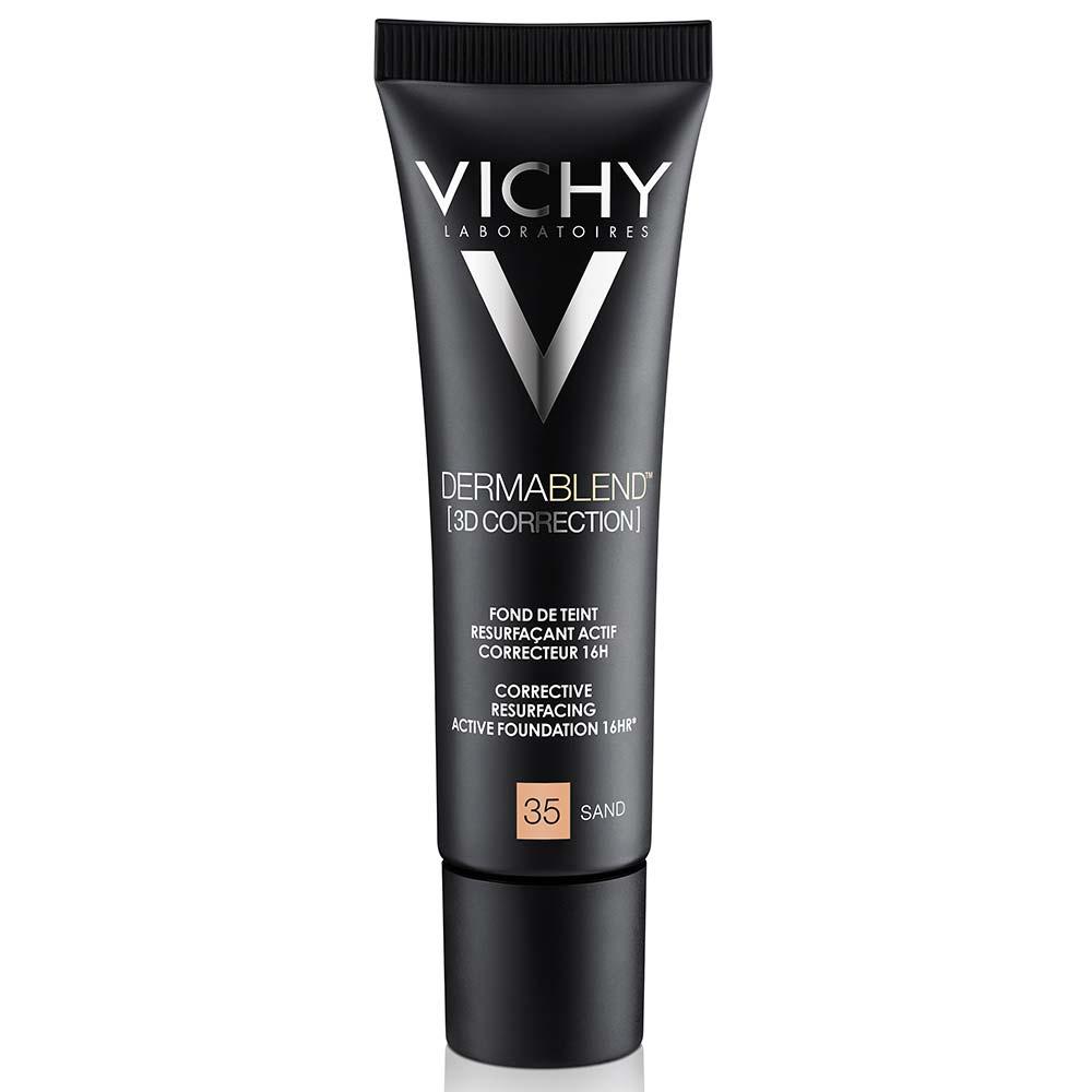 VICHY Dermablend 3D vyhladzujúci make-up 35 odtieň 30 ml