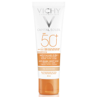 VICHY Idéal Soleil Ochranný krém proti pigmentovým škvrnám SPF 50+ 50 ml