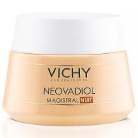 VICHY Neovadiol Magistral Relipidačný nočný balzam obnovujúci hustotu pleti 50 ml