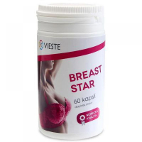 VIESTE Breast Star 60 tablet