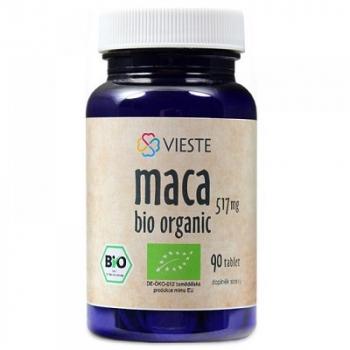 VIESTE Maca Bio Organic 90 tabliet