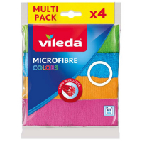 VILEDA Colors Mikrohandrička 4 ks