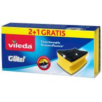VILEDA Glitzi Hubka 2+1 ks
