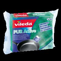 VILEDA PUR active hubka teflón (2ks/fol)