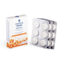 VINCENTKA Pastilky ovocné18 pastiliek