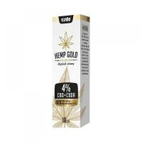 VIRDE Hemp gold 4% konopný olej CBD + CBA 10 ml